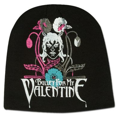 Bullet for My Valentine Flowers Beanie