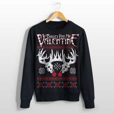 Bullet For My Valentine Holiday Sweater