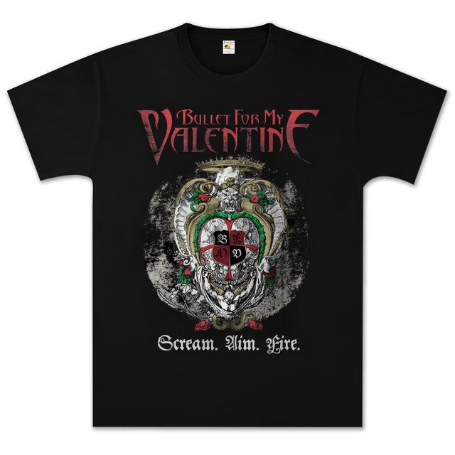 Bullet For My Valentine SAF T-Shirt