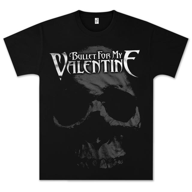 Bullet For My Valentine Jumbo Skull - T-Shirt