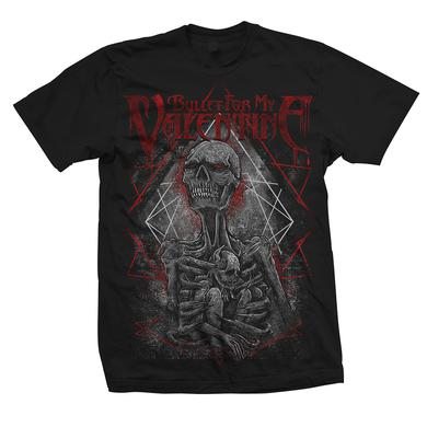Bullet For My Valentine Skeleton T-Shirt
