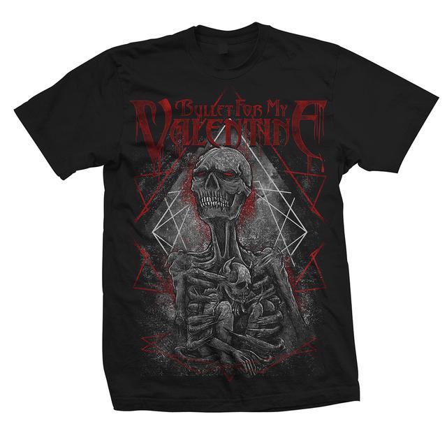 Bullet For My Valentine Skeleton T-Shirt