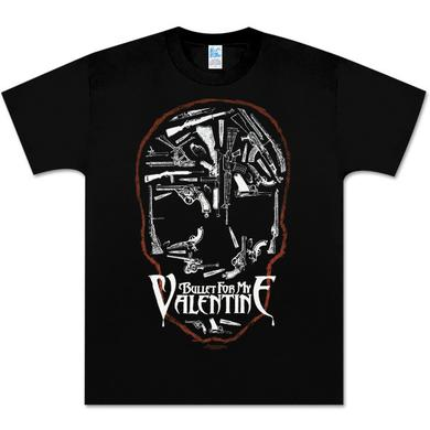 Bullet for My Valentine Guns Shirt