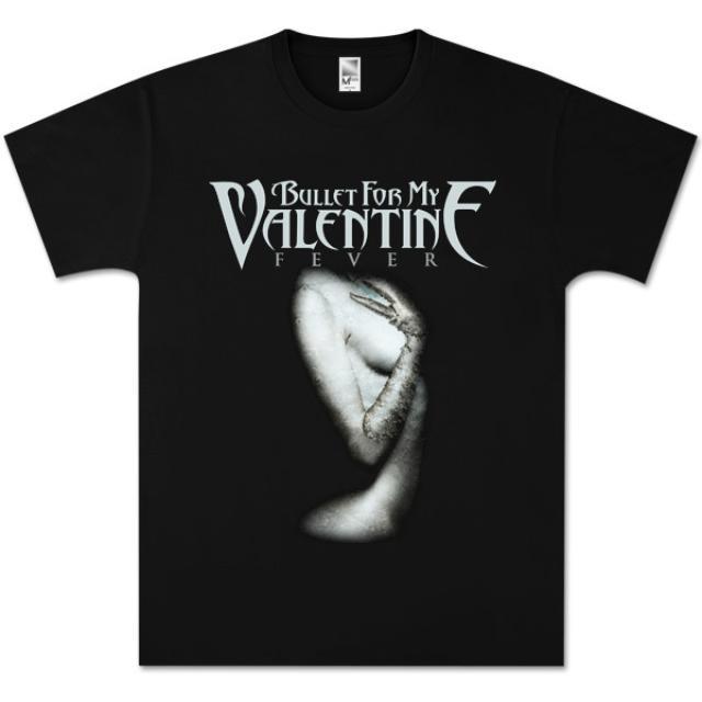 Bullet For My Valentine Fever Men's T-Shirt