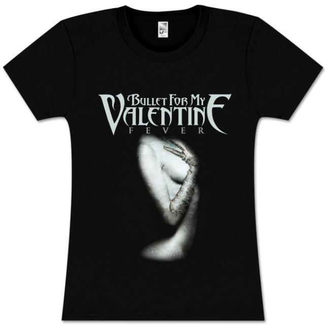 Bullet For My Valentine Fever Babydoll