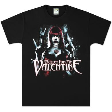 Bullet For My Valentine Gun Woman T-Shirt