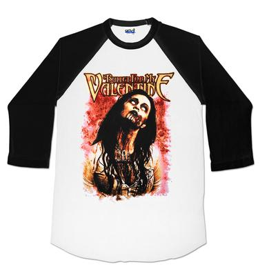 Bullet For My Valentine Dead Girl Raglan