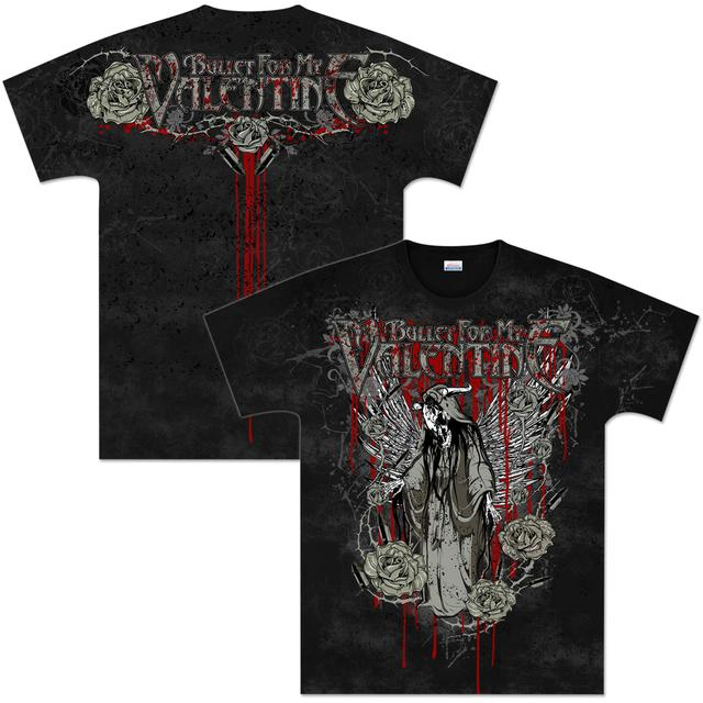 Bullet For My Valentine Dark Angel T-Shirt