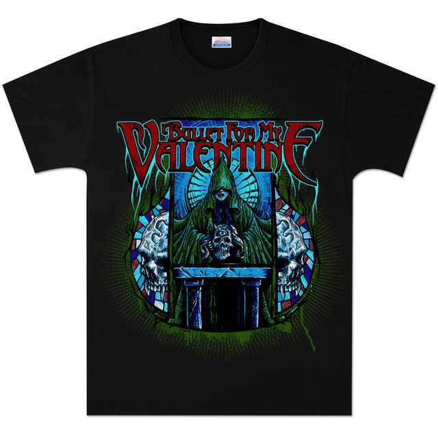 Bullet For My Valentine Hooded Vixen T-Shirt