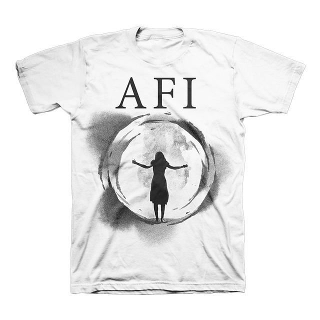 AFI Eclipse Silhouette Tee