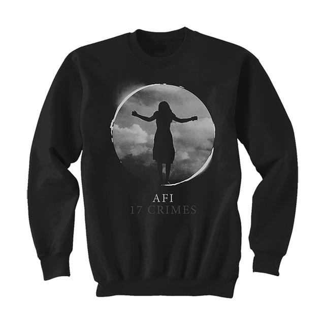 AFI 17 Crimes Sweatshirt