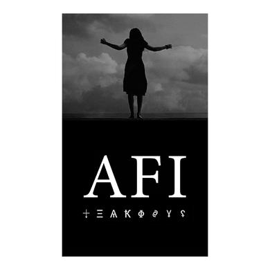 AFI Girl Wall Flag
