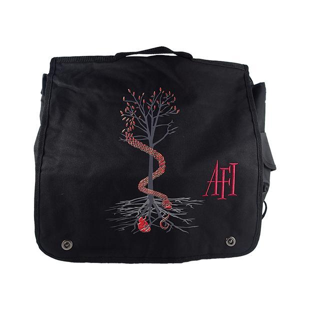 AFI Tree Snake Messenger Bag