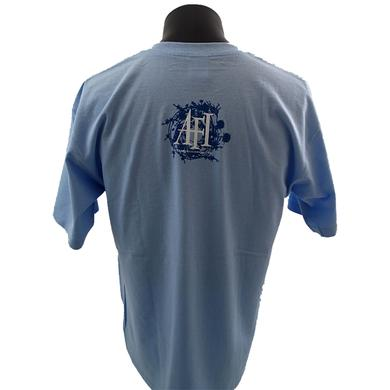 AFI Blue Snake Tee