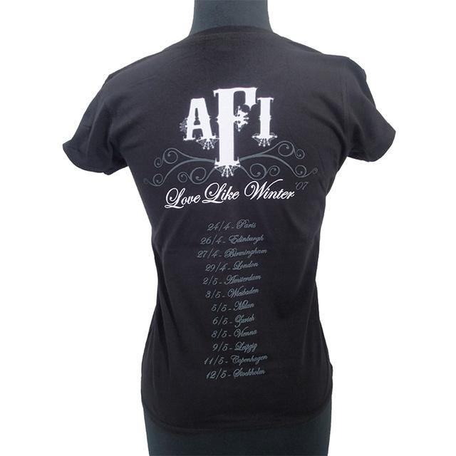 AFI Women's Lips Tour Tee