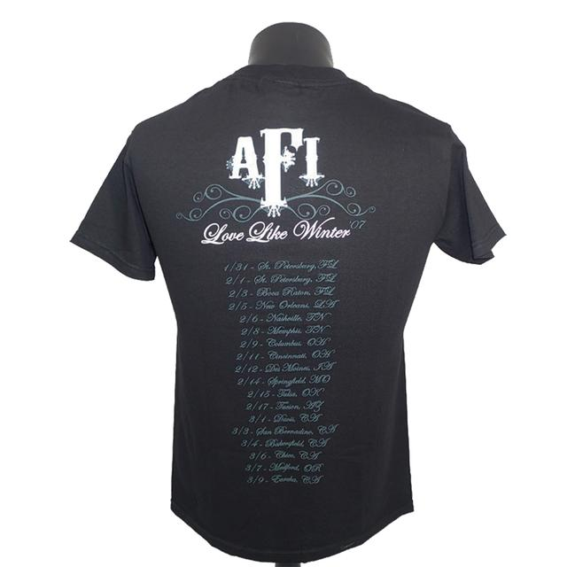 AFI Men's Lips Tour Tee