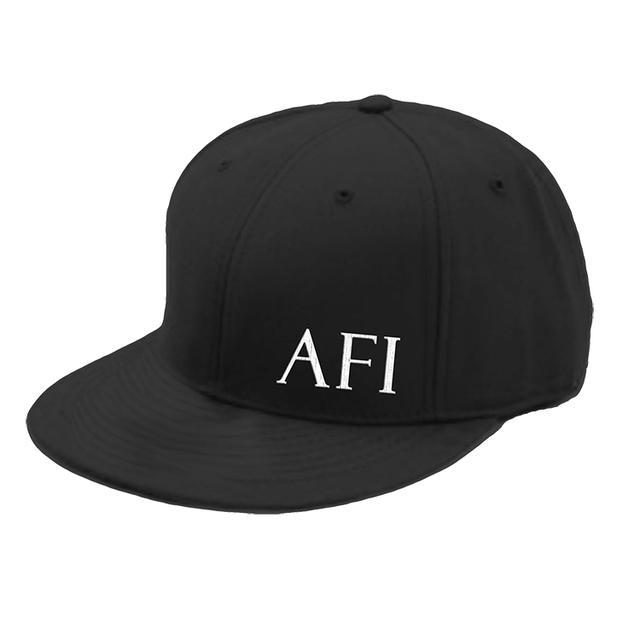 AFI Logo Snapback Hat