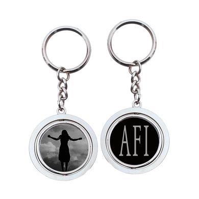AFI Spinning Keychain