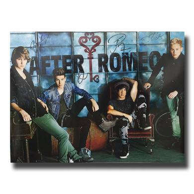 After Romeo World After Romeo Autographed Poster