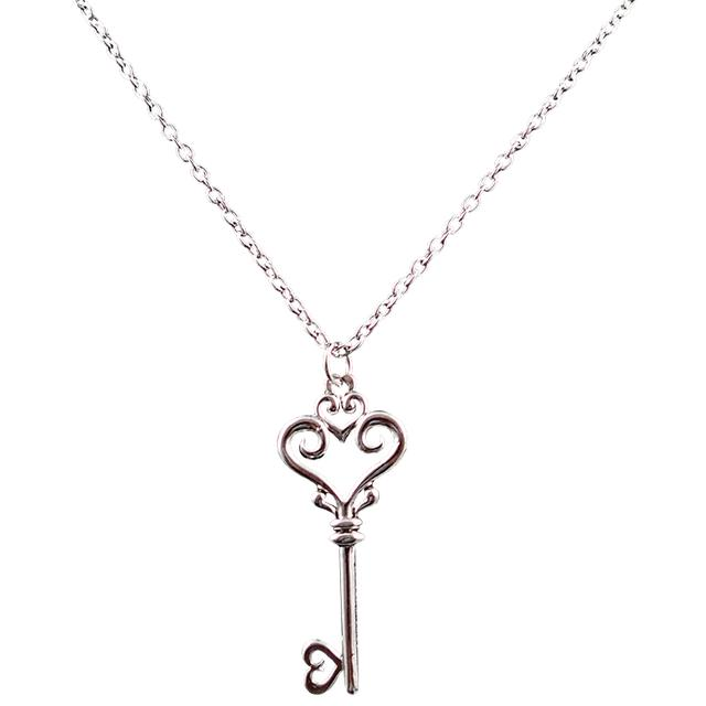 After Romeo World Key Necklace