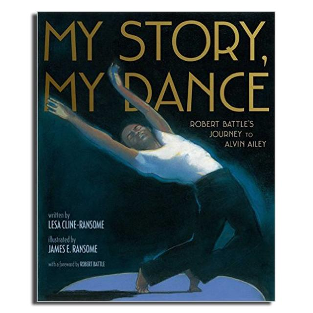 Alvin Ailey My Story My Dance Book