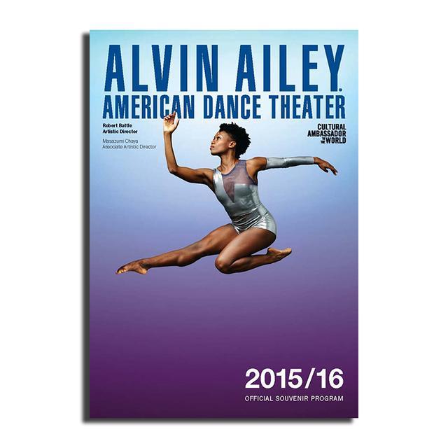 Alvin Ailey 2015-2016 Program Book