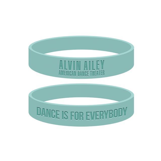 Alvin Ailey Silicone Logo Bracelet
