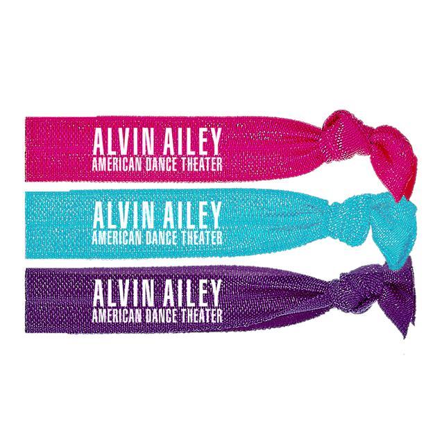 Alvin Ailey Logo Hair Ties