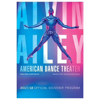 Alvin Ailey 2017-2018 Program Book