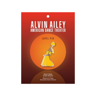 Alvin Ailey 2017-18 Fan Lapel Pin