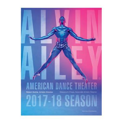 Alvin Ailey 2017-18 Season Poster