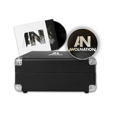 Awolnation Limited Edition Turntable and Vinyl Bundle