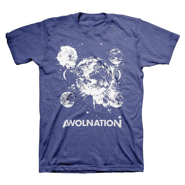 Awolnation Space Tee