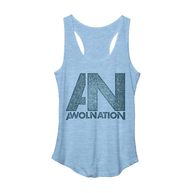 Awolnation Women's An Texture Tank