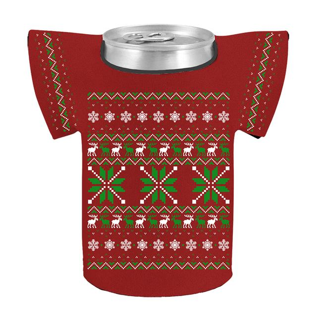 Awolnation Ugly Holiday Sweater Koozie