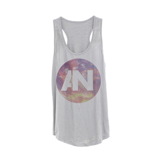 Awolnation Women's AN Circle Tank