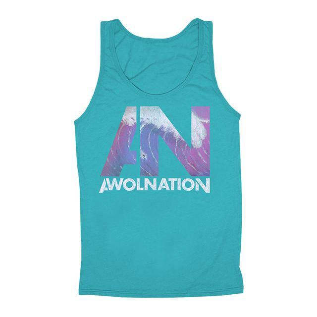 Awolnation AN Surfer Tank