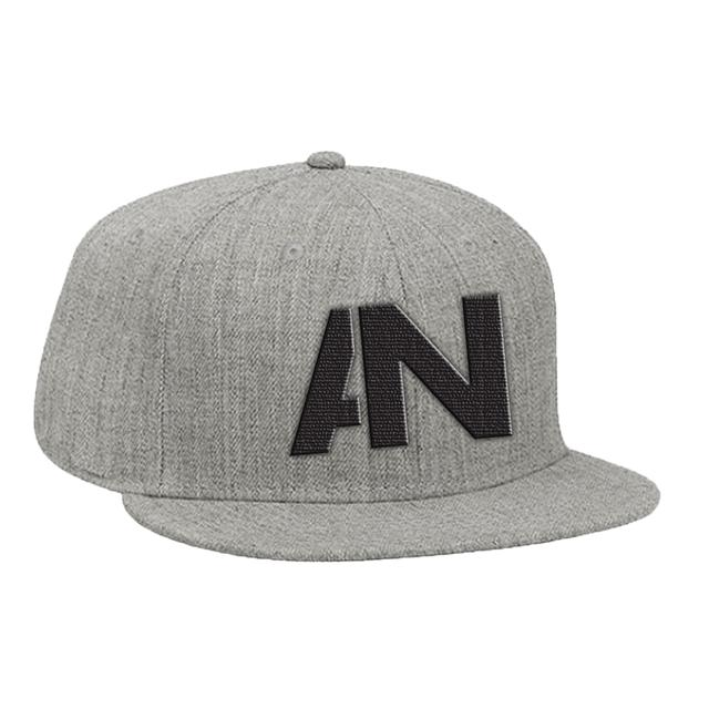Awolnation Logo Snap Back Hat