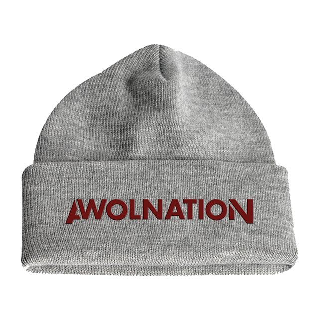 Awolnation Logo Beanie