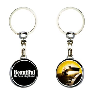 Beautiful Logo Keychain