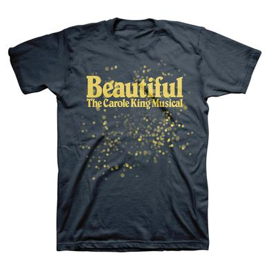 Beautiful BCK Unisex Logo Lights Tee V2