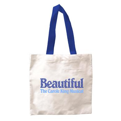 Beautiful BCK Blue Logo Tote