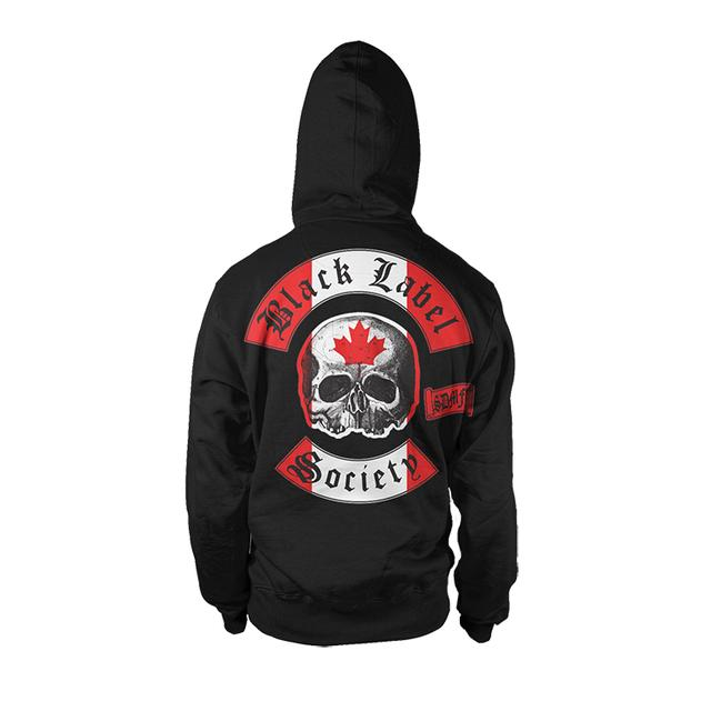 Black Label Society Canadian Chapter Hoodie