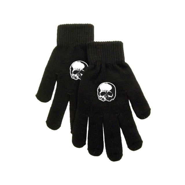 Black Label Society Logo Gloves