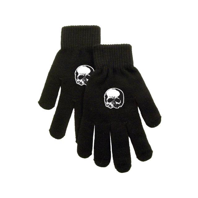 Black Label Society Logo Gloves