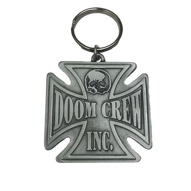 Black Label Society Doom Crew Keychain