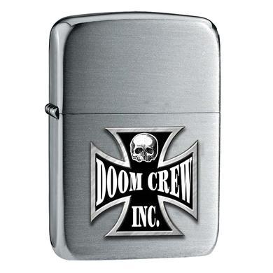 Black Label Society Doom Crew Zippo Lighter
