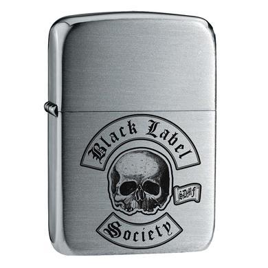 Black Label Society Logo Zippo Lighter