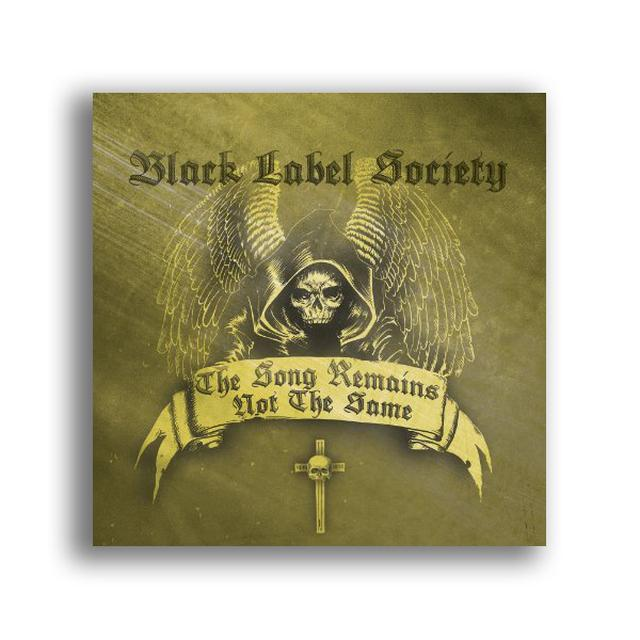 Black Label Society Song Remains Vinyl