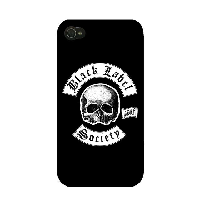 Black Label Society Colors iPhone Case